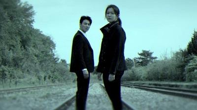 "train yoon shi yoon and kyung soo jin 2 - Обзор корейской дорамы ""Поезд"""