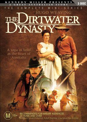 The Dirtwater Dynasty - Дорама: Династия грязной воды / 1988 / Австралия
