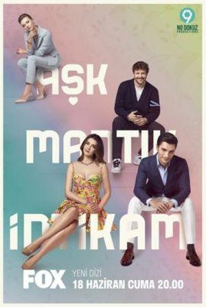 Ask mantik intikam - Любовь, разум, месть ✸ 2021 ✸ Турция