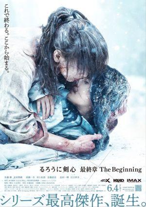 Ruroni Kenshin - Бродяга Кэнсин: Начало ✸ 2021 ✸ Япония