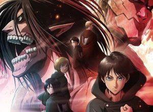 Shingeki no Kyojin Chronicle 300x220 - Атака титанов: Хроника ✸ 2020 ✸ Япония