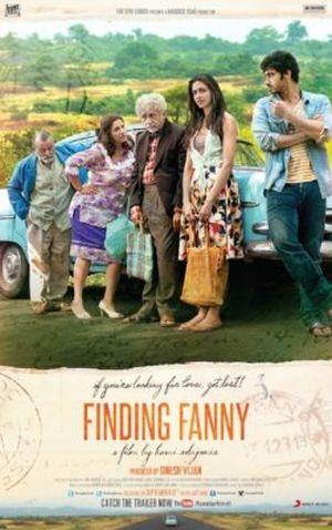 Finding Fanny - В поисках Фэнни ✸ 2014 ✸ Индия
