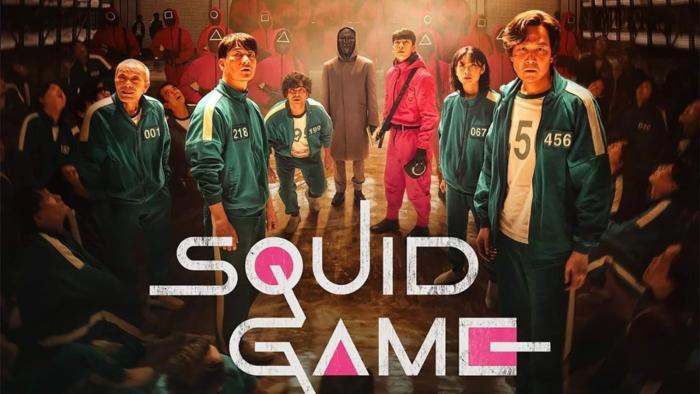 Squid Game - Игра в кальмара - крайние меры для денег